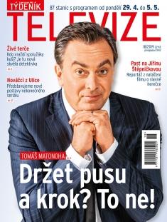 Týdeník Televize č. 18 / 2019
