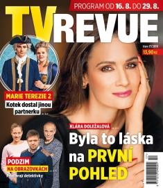 TV Revue č. 17 / 2019