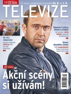 Týdeník Televize č. 35 / 2019