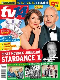 TV Plus 14 č. 21 / 2019