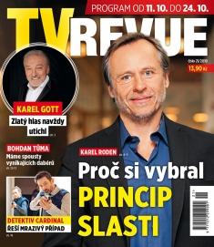 TV Revue č. 21 / 2019