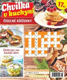 Chvilka v kuchyni Číselné křížovky č. 6 / 2019