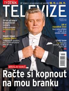 Týdeník Televize č. 47 / 2019