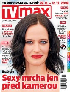 TV Max č. 25 / 2019