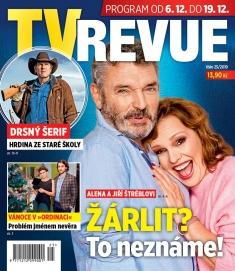 TV Revue č. 25 / 2019