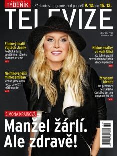 Týdeník Televize č. 50 / 2019