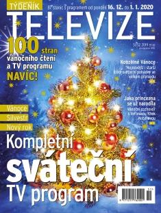 Týdeník Televize č. 51 - 52 / 2019