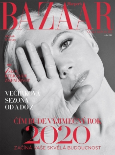 Harper's Bazaar č. 1 / 2020