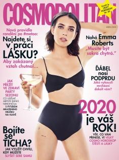 Cosmopolitan č. 1 / 2020