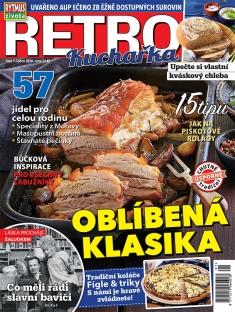 Retro kuchařka č. 1 / 2020