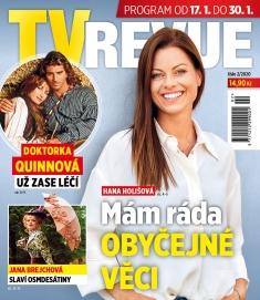 TV Revue č. 2 / 2020