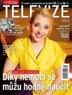 Týdeník Televize č. 4 / 2020
