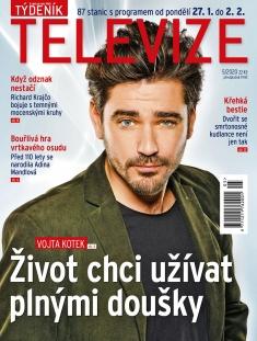 Týdeník Televize č. 5 / 2020