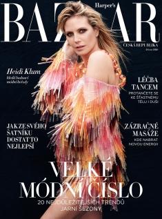 Harper's Bazaar č. 3 / 2020