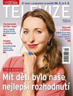 Týdeník Televize č. 9 / 2020