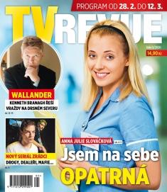 TV Revue č. 5 / 2020