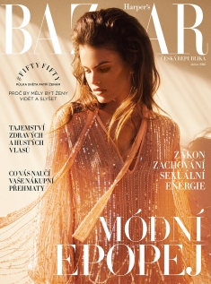 Harper's Bazaar č. 4 / 2020