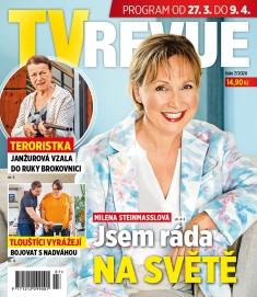 TV Revue č. 7 / 2020