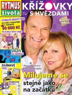 Rytmus života křížovky s hvězdami č. 3 / 2020