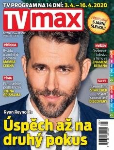 TV Max č. 8 / 2020