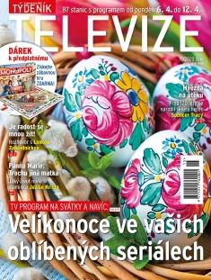 Týdeník Televize č. 15 / 2020
