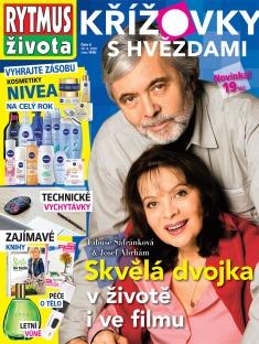 Rytmus života křížovky s hvězdami č. 4 / 2020