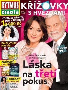 Rytmus života křížovky s hvězdami č. 5 / 2020