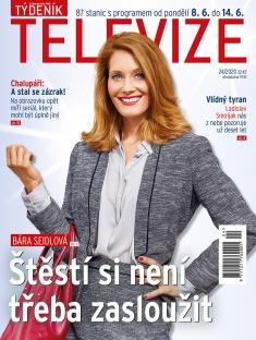 Týdeník Televize č. 24 / 2020