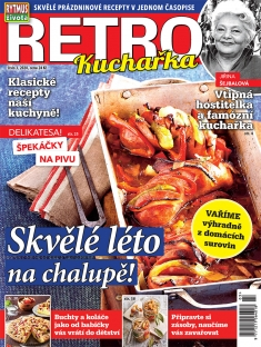 Retro kuchařka č. 3 / 2020