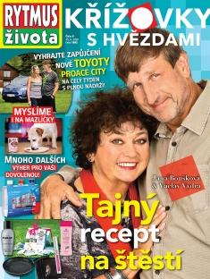 Rytmus života křížovky s hvězdami č. 6 / 2020