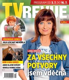 TV Revue č. 14 / 2020