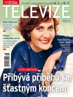 Týdeník Televize č. 28 / 2020