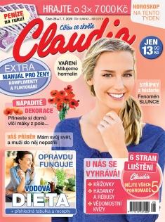 Claudia č. 28 / 2020