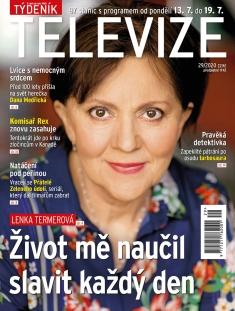 Týdeník Televize č. 29 / 2020