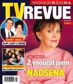 TV Revue č. 16 / 2020