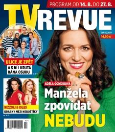 TV Revue č. 17 / 2020