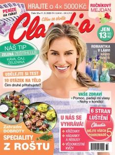 Claudia č. 33 / 2020