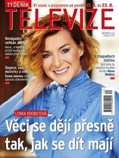 Týdeník Televize č. 34 / 2020