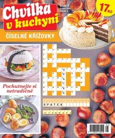 Chvilka v kuchyni Číselné křížovky č. 5 / 2020