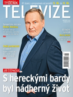 Týdeník Televize č. 41 / 2020