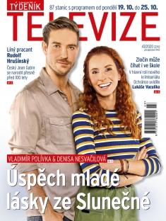 Týdeník Televize č. 43 / 2020