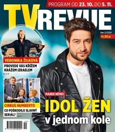 TV Revue č. 22 / 2020