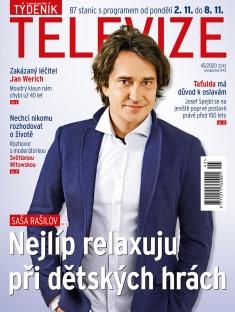 Týdeník Televize č. 45 / 2020