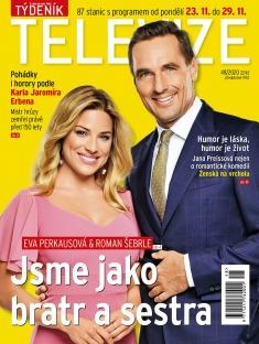 Týdeník Televize č. 48 / 2020