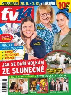 TV Plus 14 č. 24 / 2020