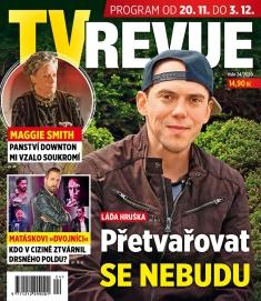 TV Revue č. 24 / 2020