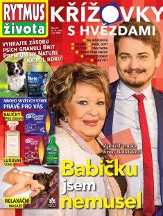 Rytmus života křížovky s hvězdami č. 11 / 2020