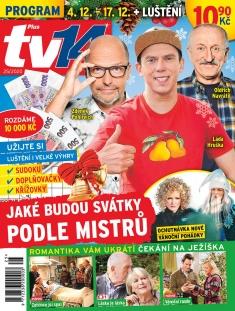 TV Plus 14 č. 25 / 2020