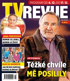 TV Revue č. 25 / 2020