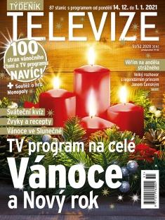 Týdeník Televize č. 51-52 / 2020
